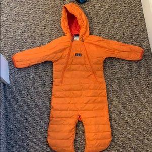 Patagonia Baby Snowsuit